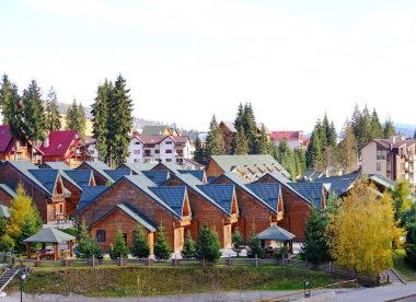 Beautiful modern resort