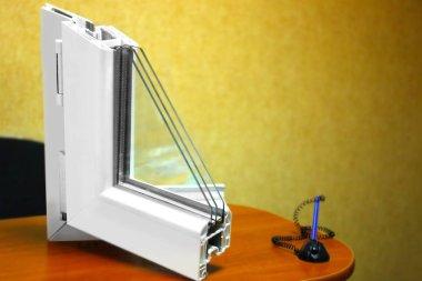 Sample of window profile