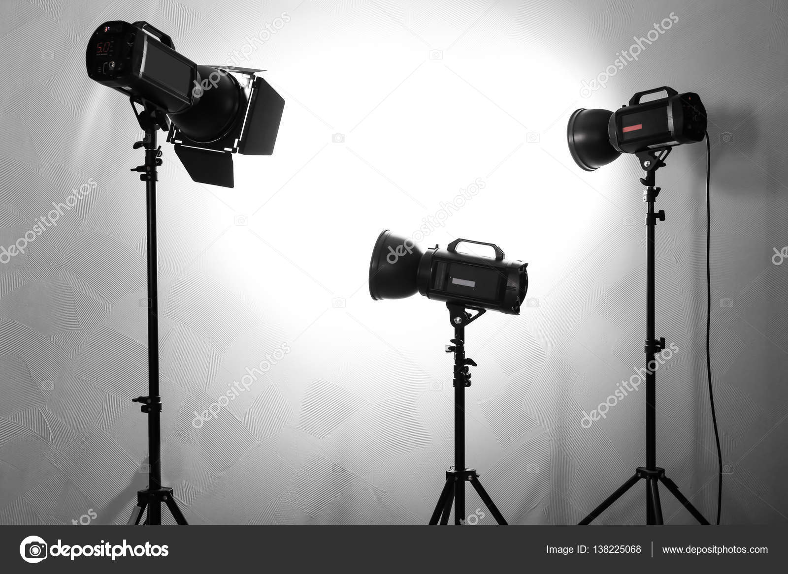 image download now empty stock equipment with lighting photo studio photography