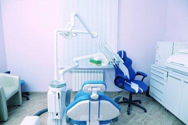Interior of dental room