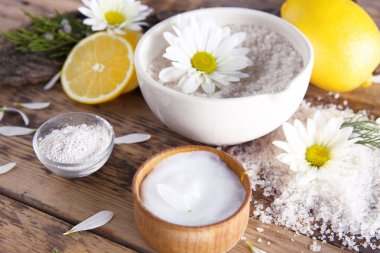 Natural ingredients for homemade cosmetics