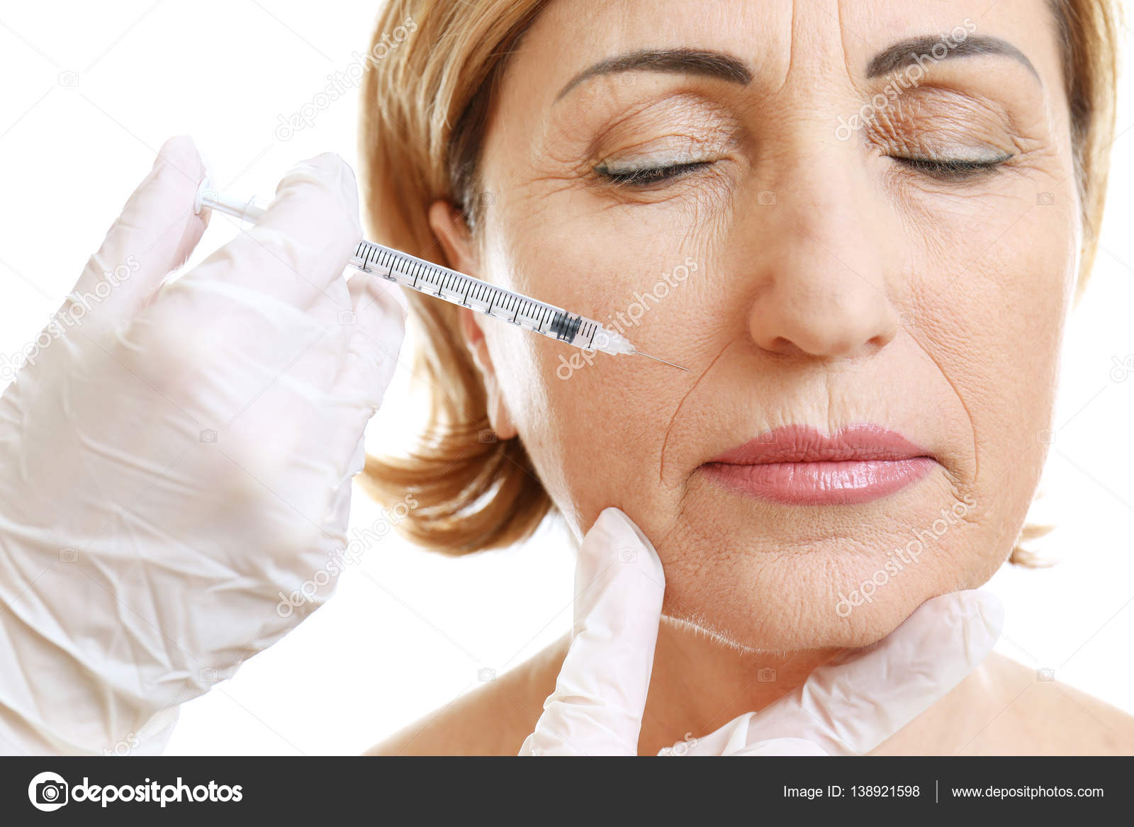 Can help facial rejuvenation procedure touching words
