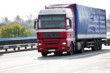 european cargo truck