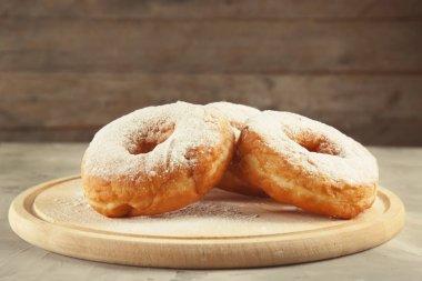 Delicious homemade doughnuts