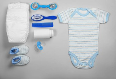 Baby clothes and necessities