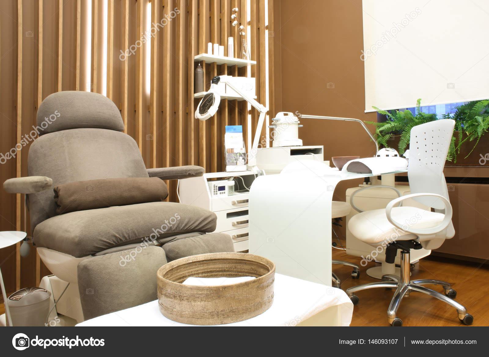 Interior Of Modern Spa Salon Stock Photo C Belchonock 146093107