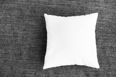 Blank soft pillow