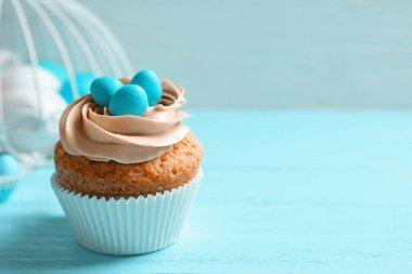 Tasty Easter cupcake