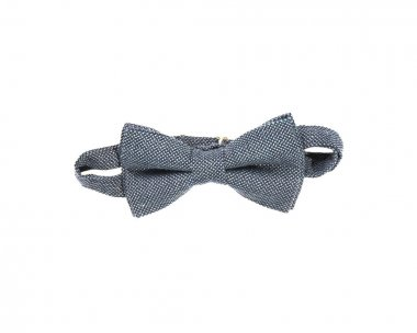 Bow tie on white