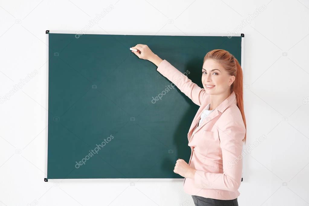первое городе картинки учительница на доске огурец жирного блеска