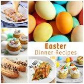 Fényképek Húsvéti vacsora receptek