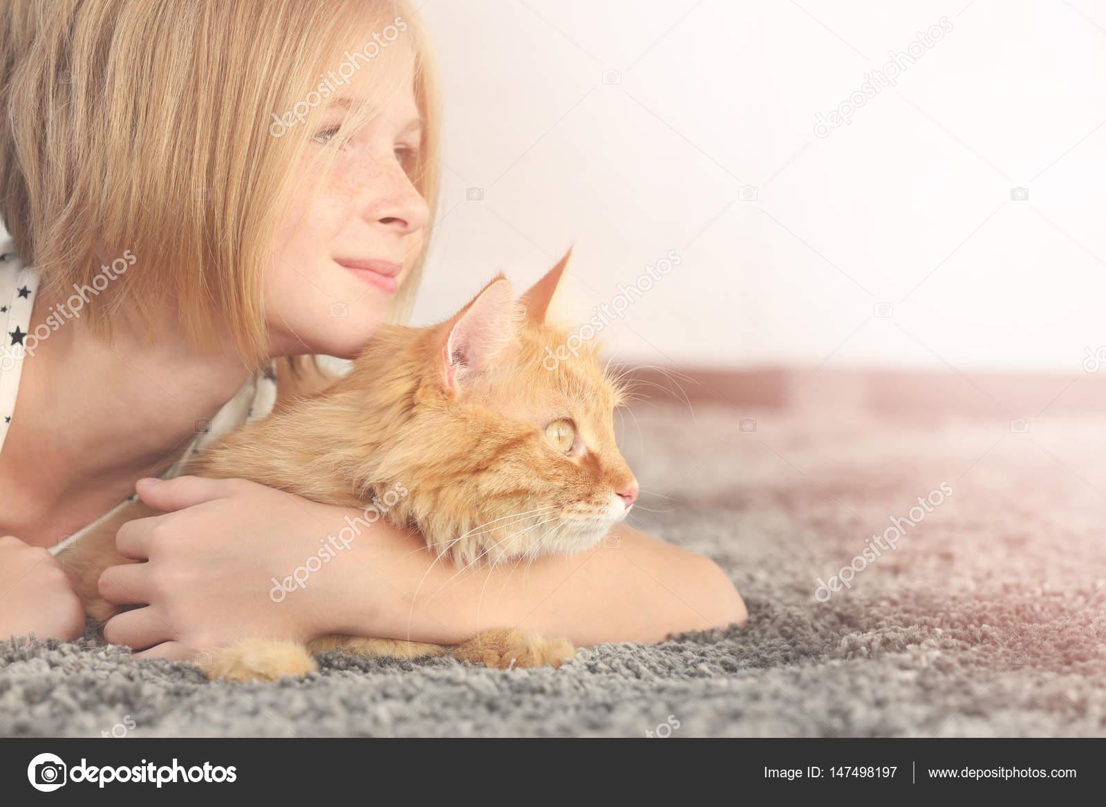 hot teen prstoklad kočička