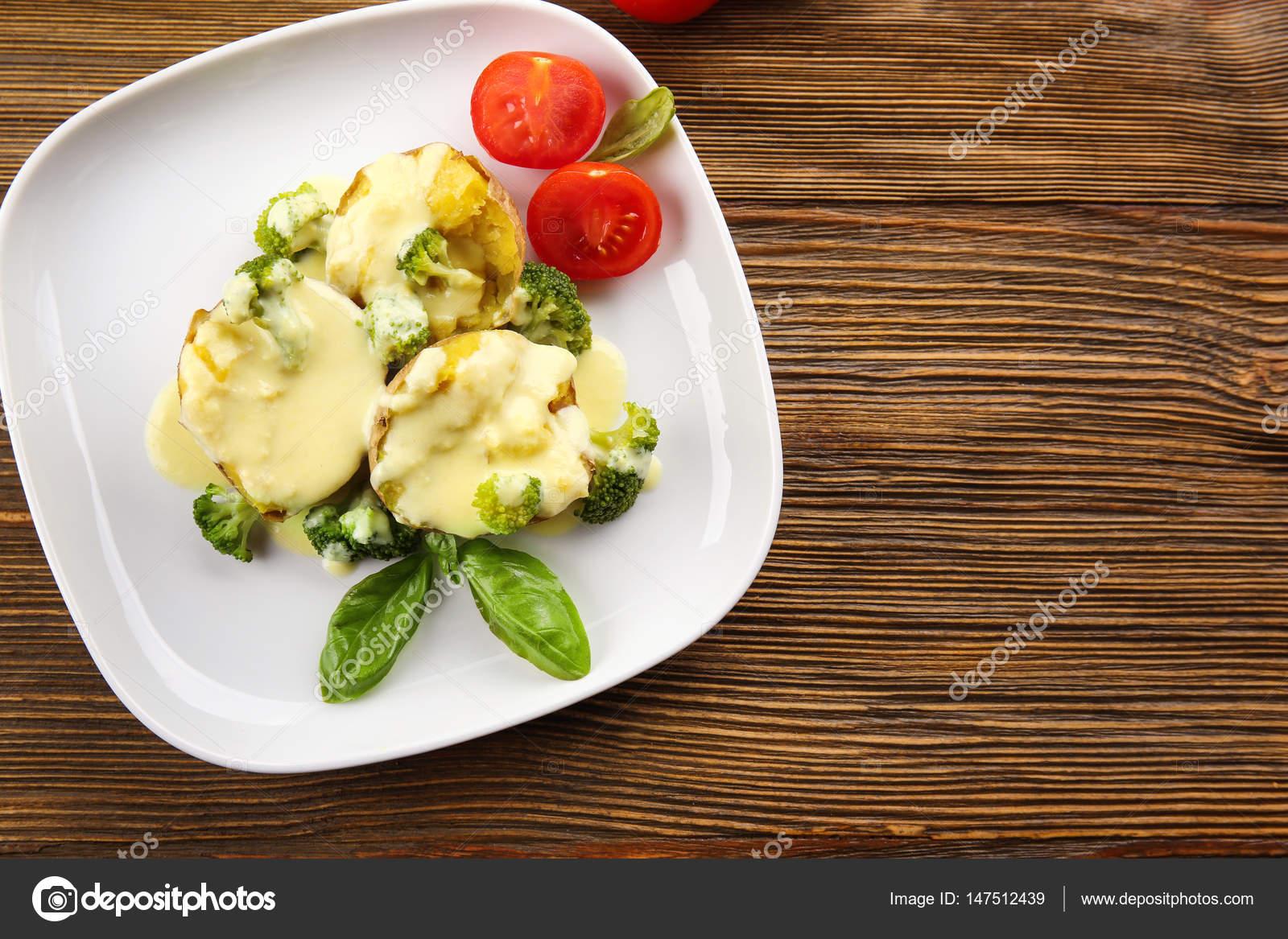 Peynir Soslu Patates