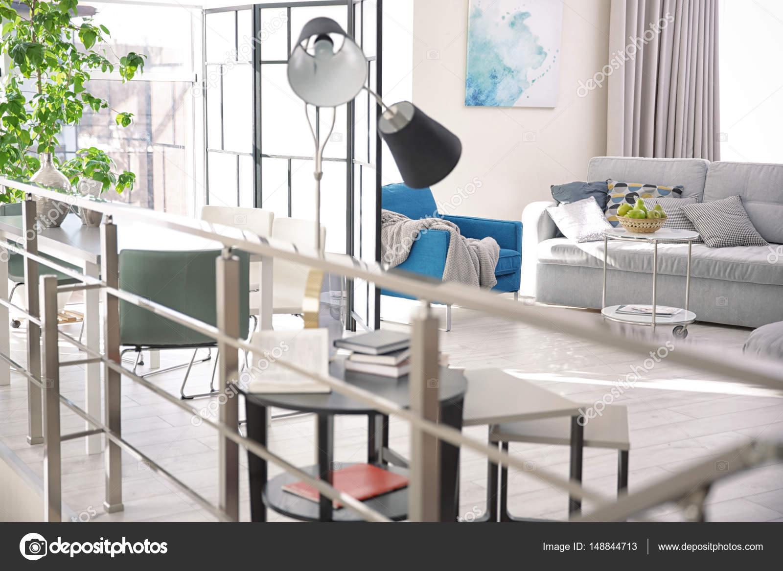 knusse woonkamer — Stockfoto © belchonock #148844713