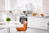 Fotografie moderne Küche Interieur
