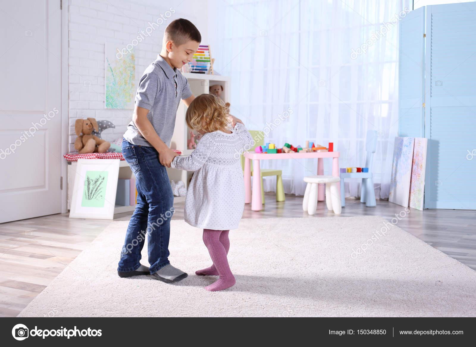 LARA: Brother And Sister Dancing