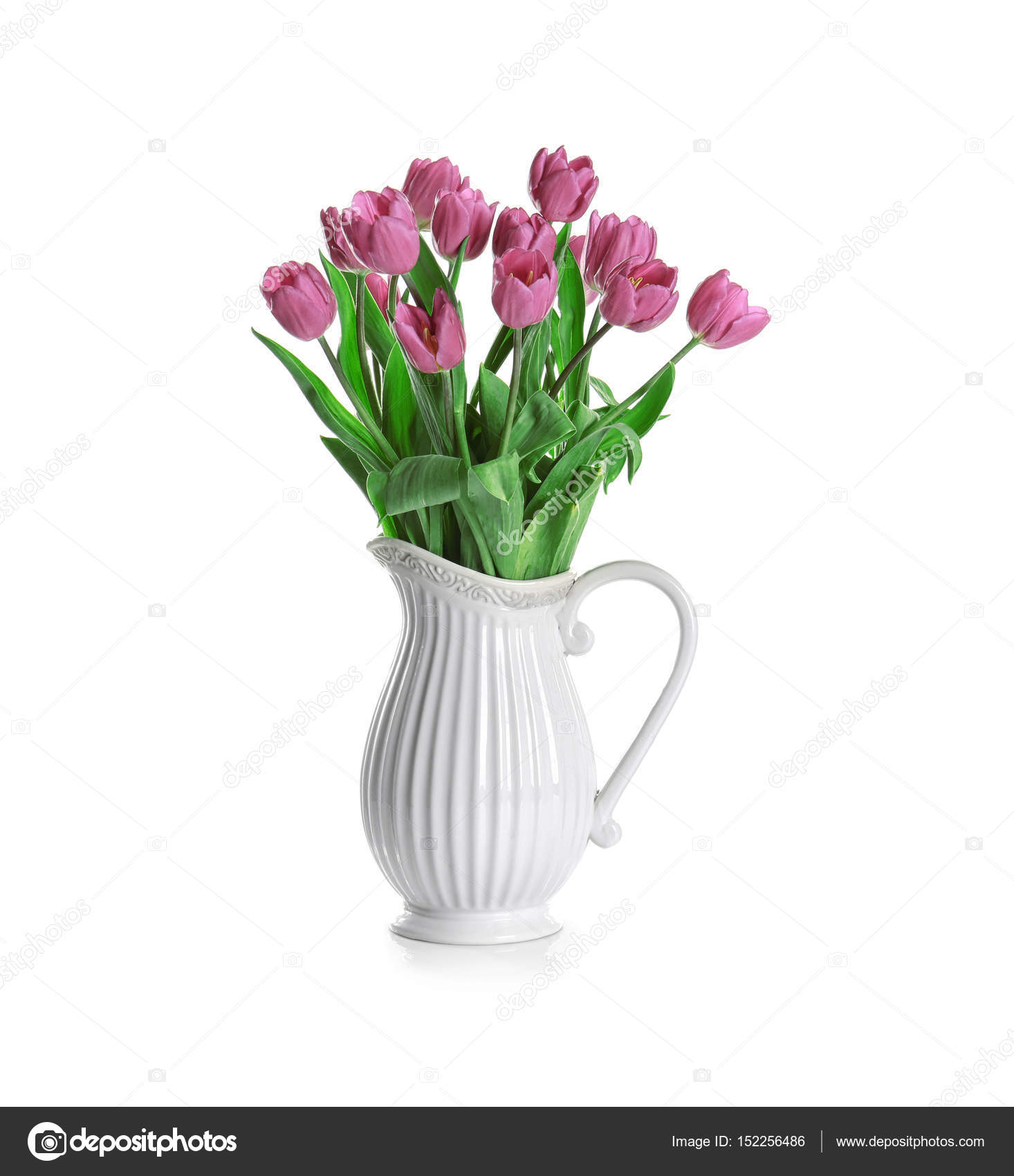 Vase with bouquet of lilac tulips stock photo belchonock vase with bouquet of lilac tulips stock photo floridaeventfo Gallery