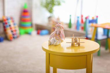 Vivid kids room