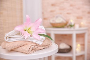 Beautiful spa composition