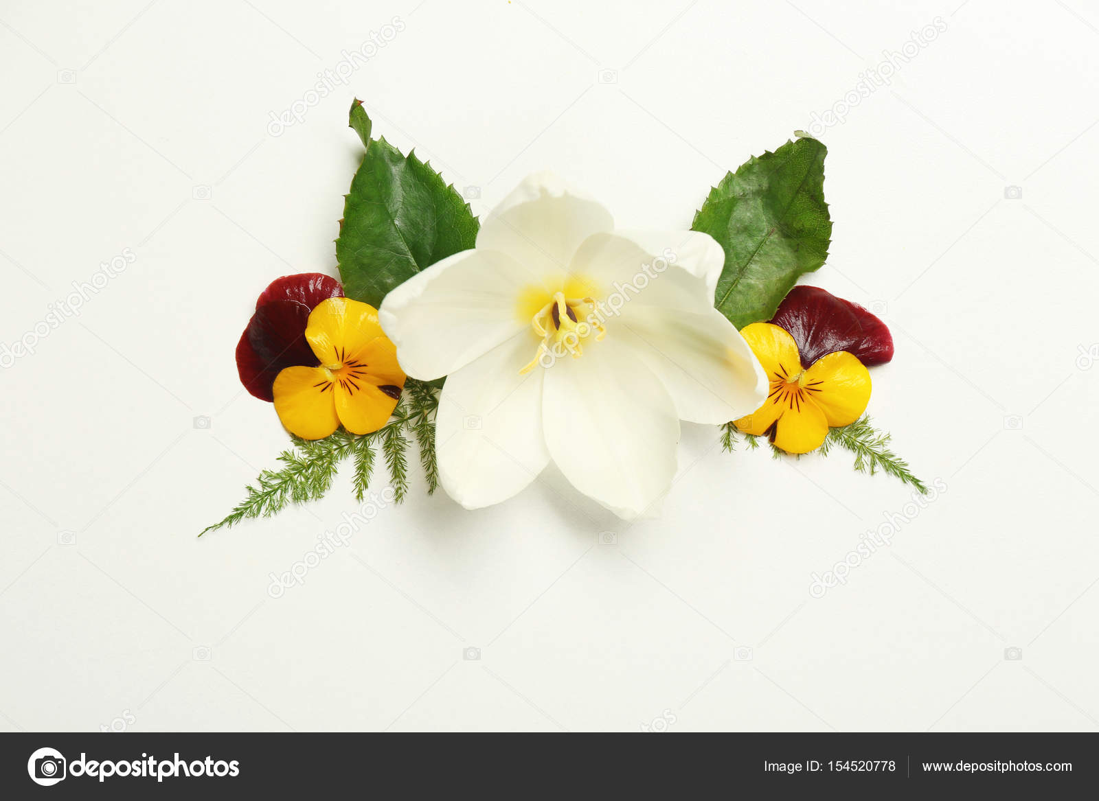 Different beautiful flowers stock photo belchonock 154520778 different beautiful flowers stock photo izmirmasajfo