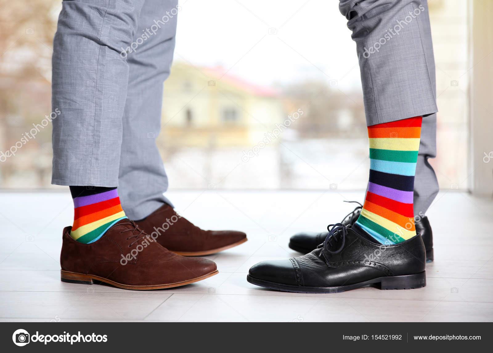 Геи с носками
