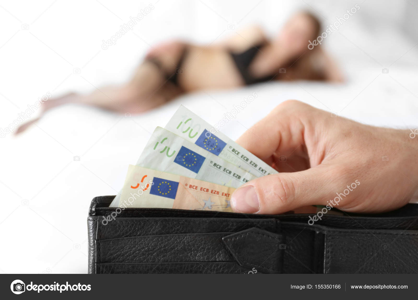 Проститутка без деньги