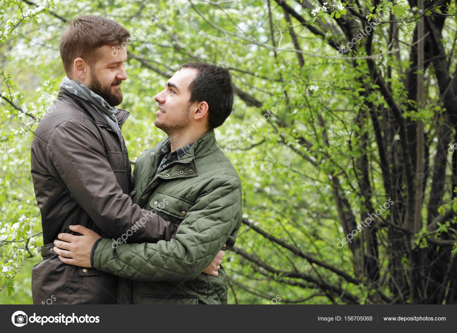 gay par romantisk kön