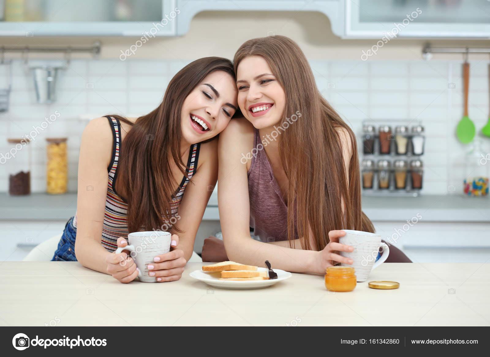 Beste lesbische verleiden