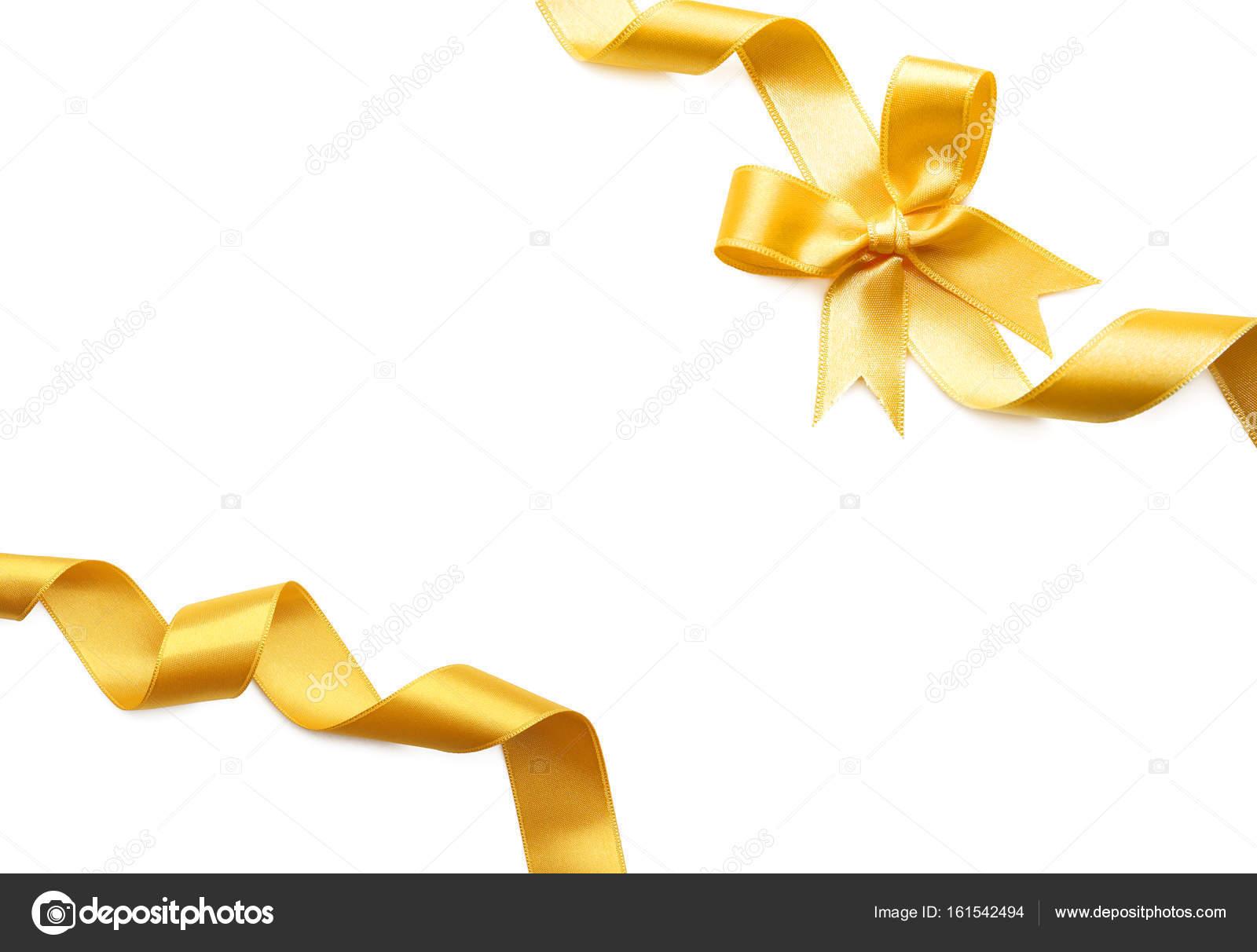 Schönes Geschenk Schleife Stockfoto Belchonock 161542494