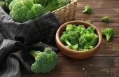 broccolo verde fresco