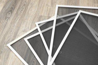 Mosquito window screens