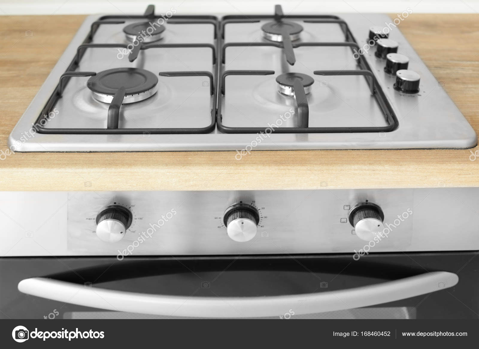 Gasherd Küche | Kuche Gasherd Stockfoto C Belchonock 168460452