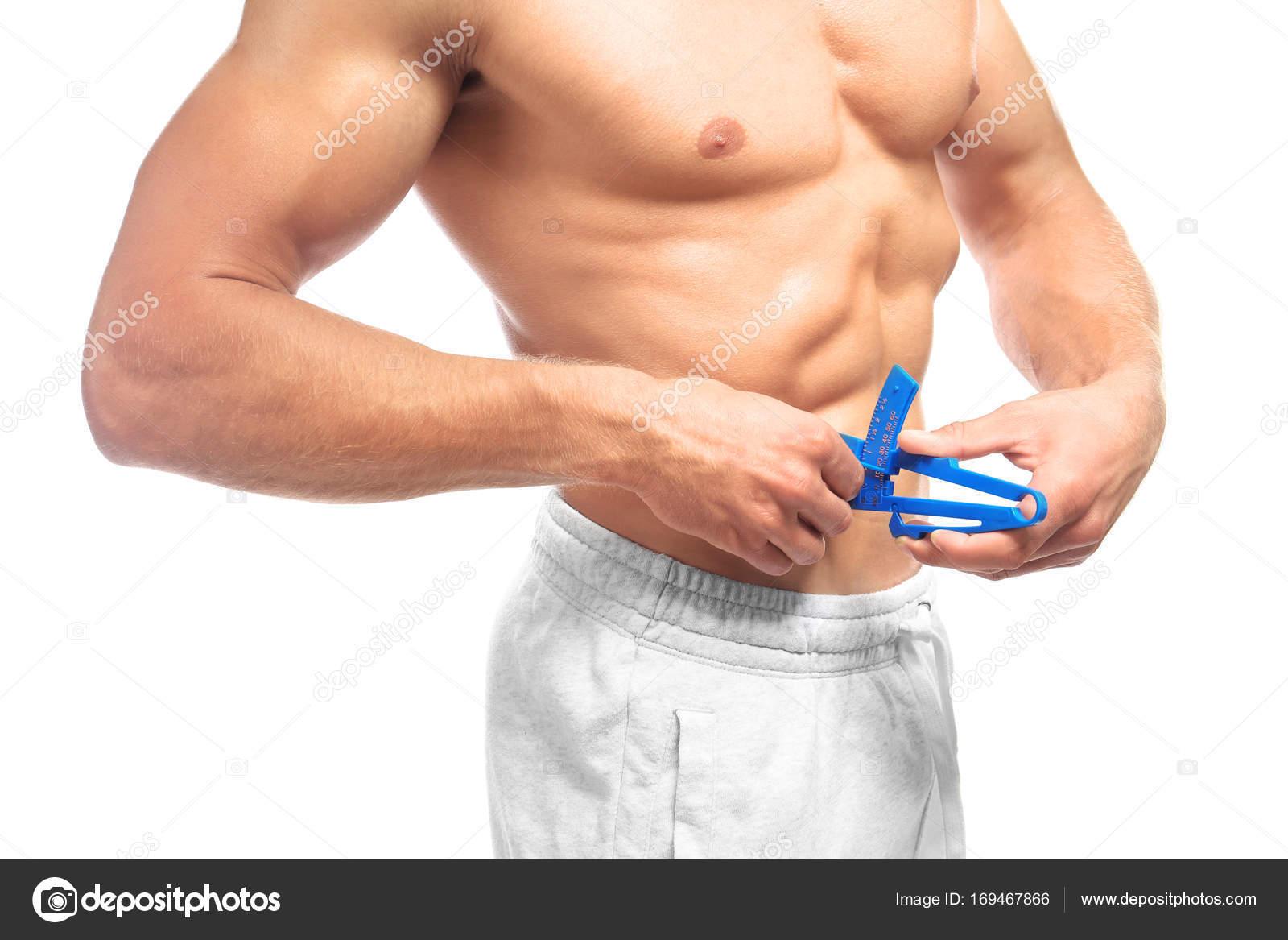 porcentaje grasa corporal hombre