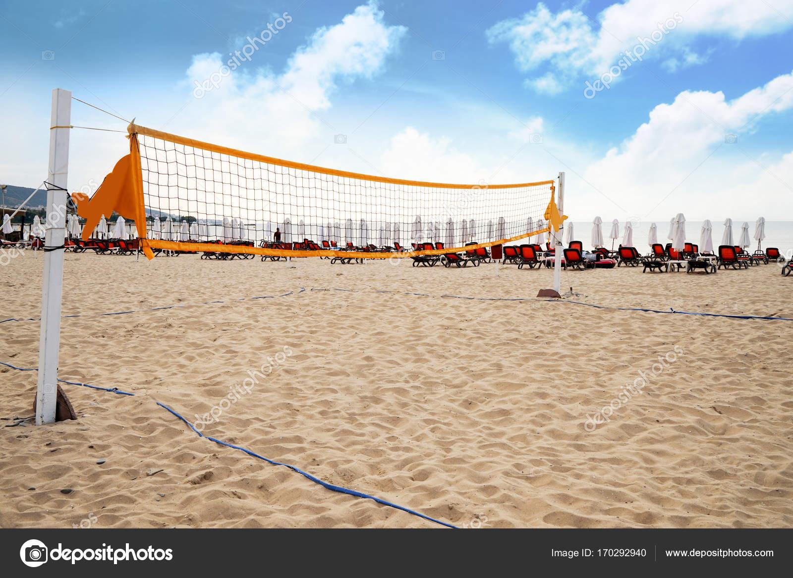 Imágenes Canchas De Voley Playa Cancha De Voleibol En La Playa