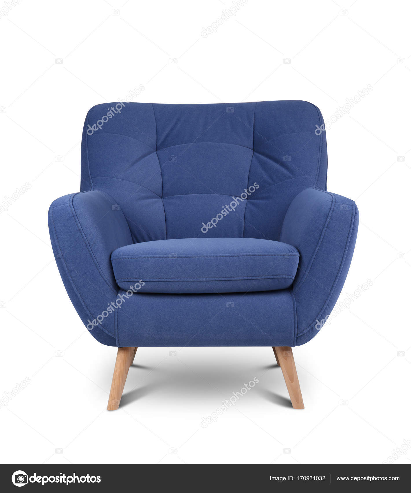 Moderne Komfortable Sessel Stockfoto Belchonock 170931032
