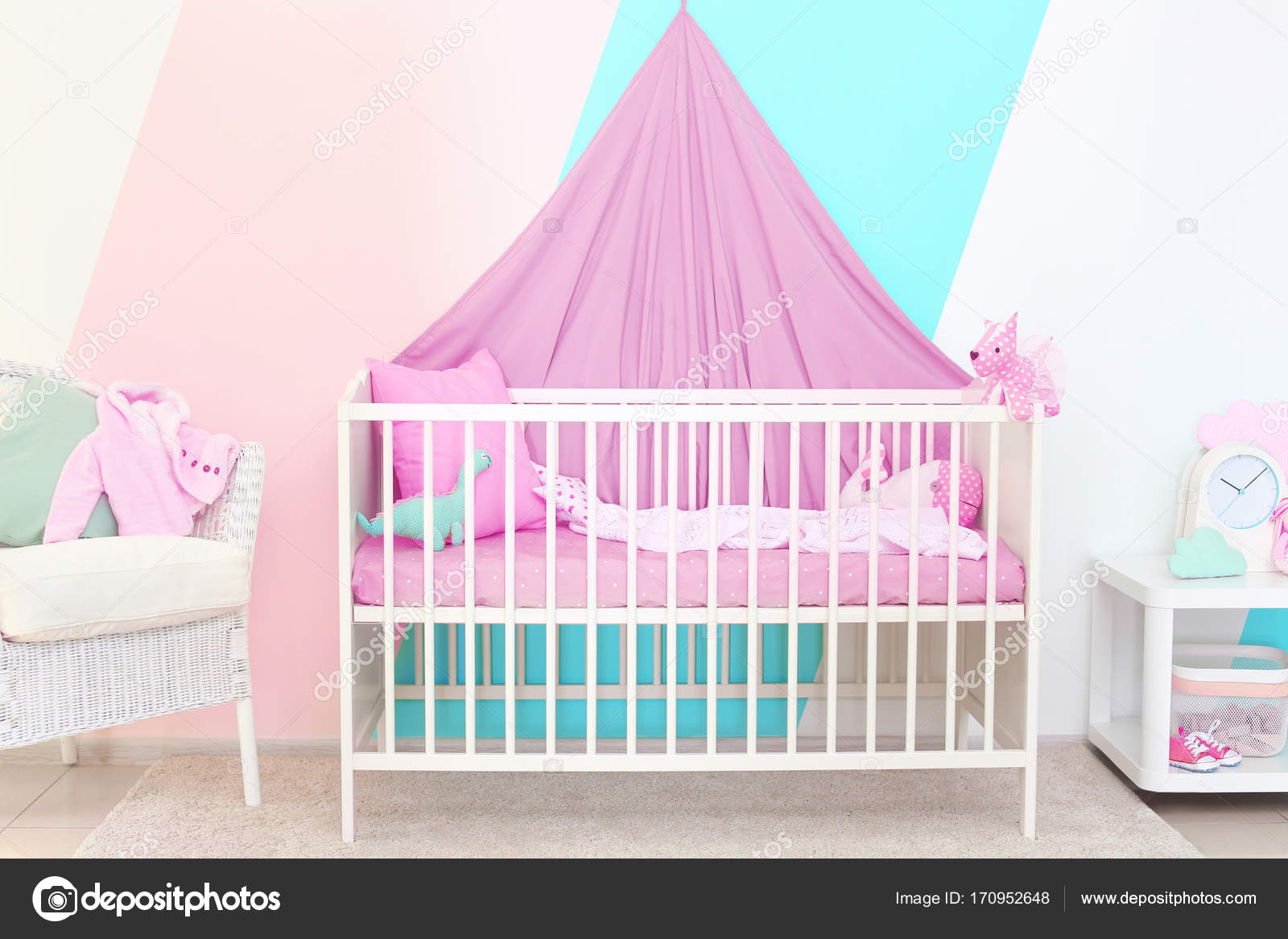 Kinderkamer by alewaters zonen homify