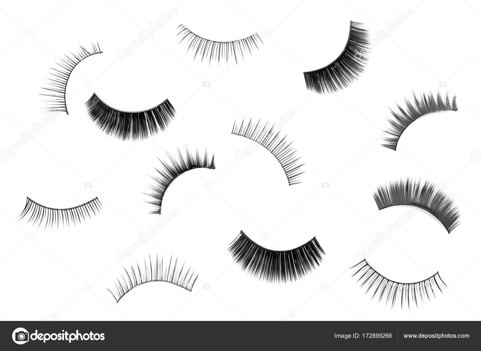 Different Types Of False Eyelashes Stock Photo Belchonock 172899266