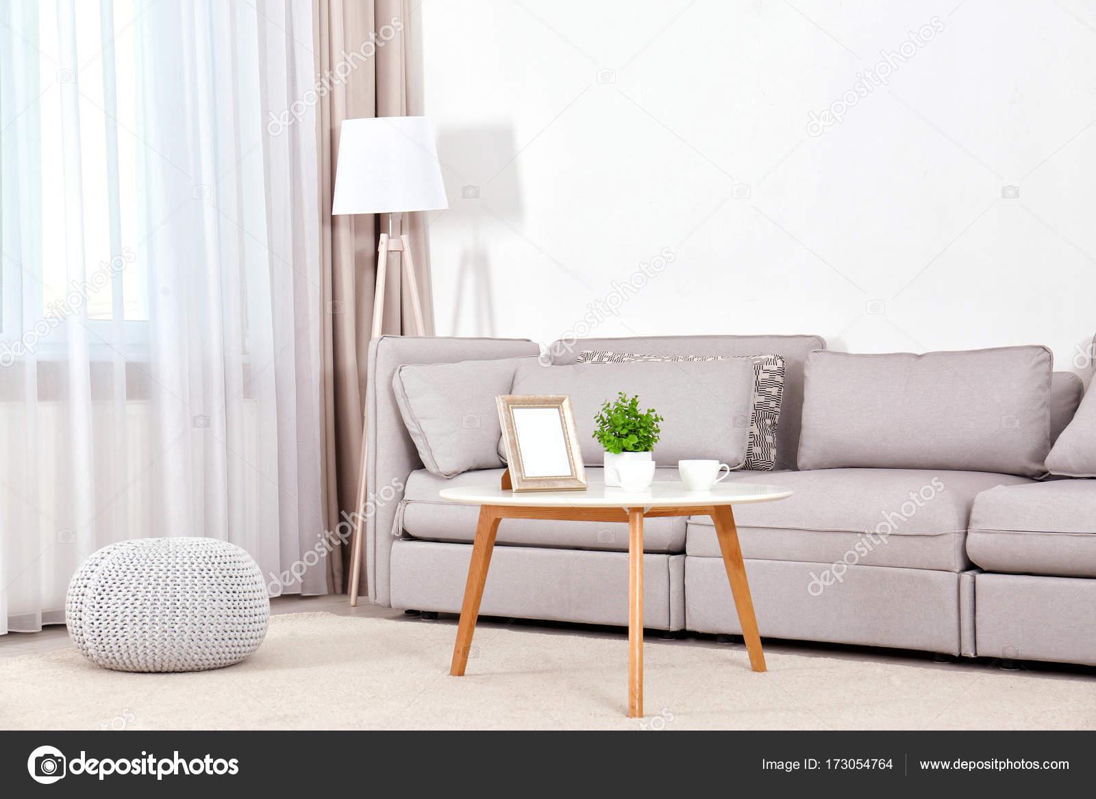 moderno diseo de interiores living comedor foto de stock - Living Moderno