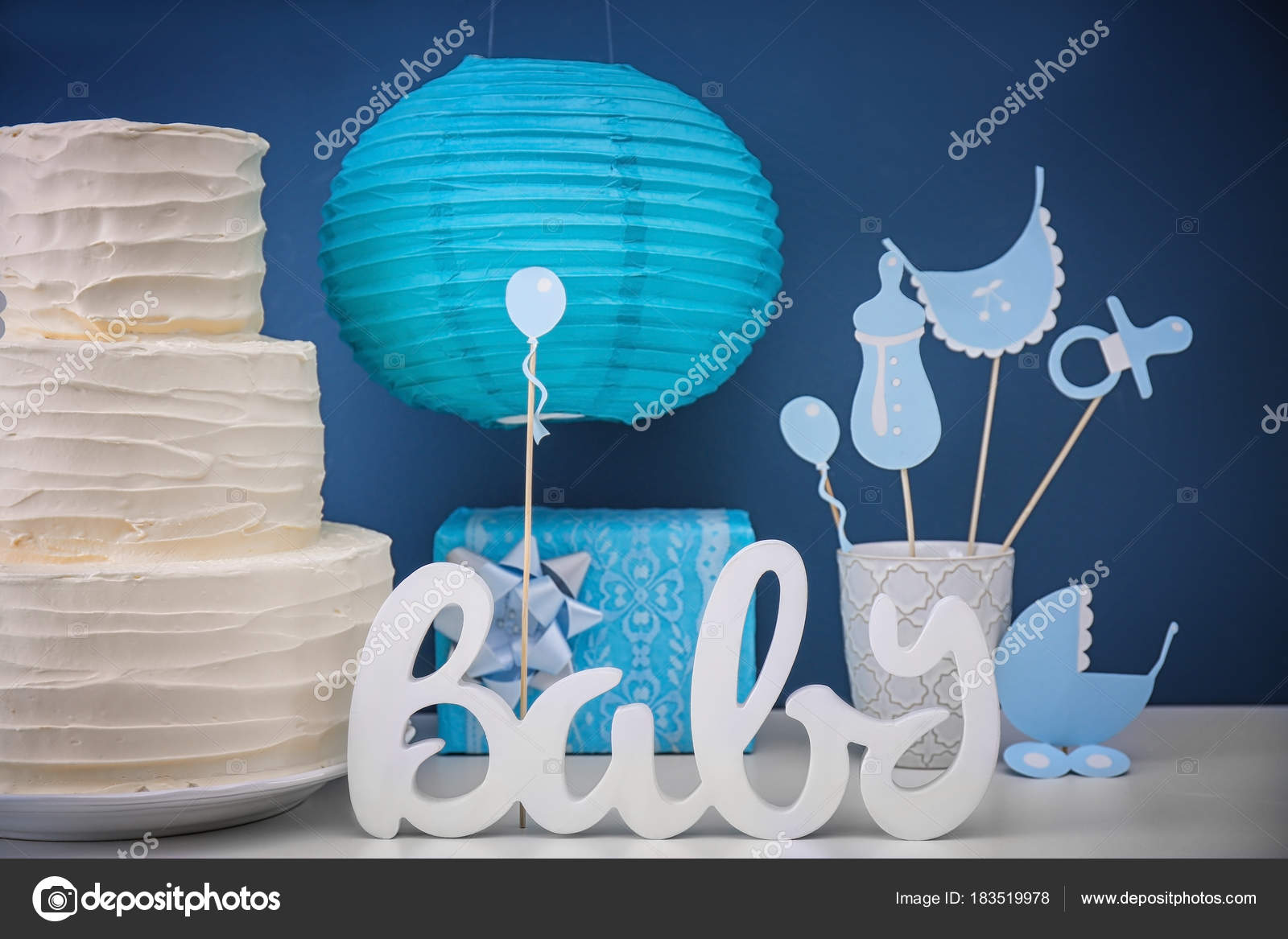 Mesa De Pastel Para Baby Shower.Baby Shower Sweet Table Ideas Yummy Cake Decorations Baby