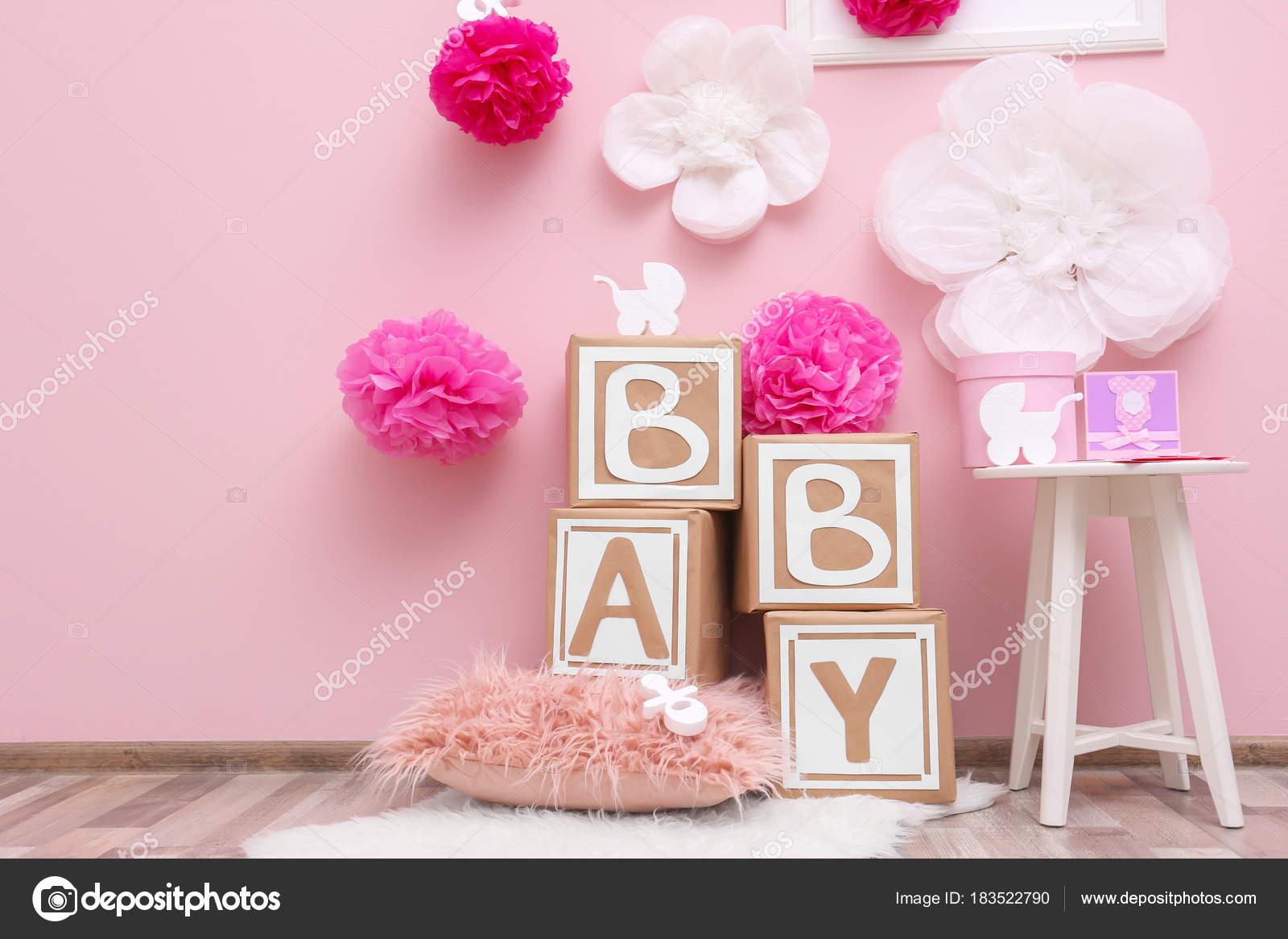 Fotos Decoraciones Para Descargar Hermosas Decoraciones Para Baby - Decoracion-babyshower