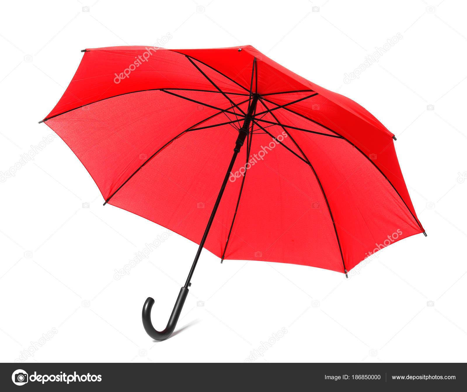 vente chaude en ligne 9e126 58c88 Parapluie rouge élégant — Photographie belchonock © #186850000