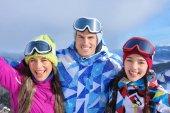 Boldog meg a ski resort