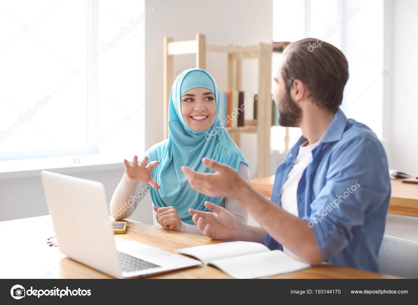 μουσουλμανική ραντεβού αστείο