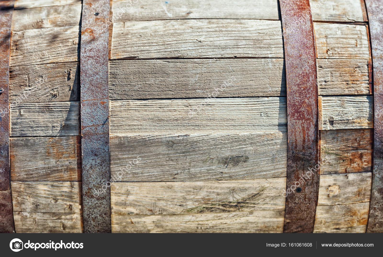 Wooden Barrel Background Vintage Wine Barrel Texture Free