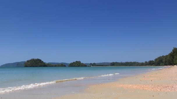 Krásné písečné pláže Thajska
