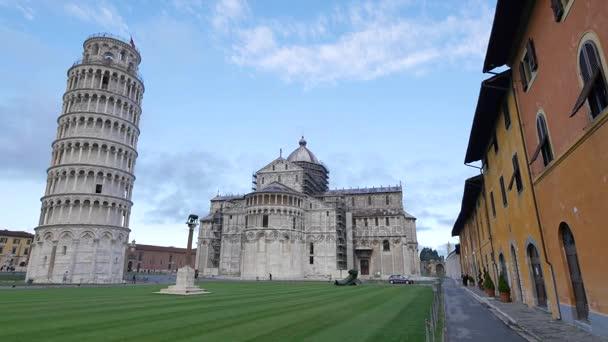 architektura Itálie.