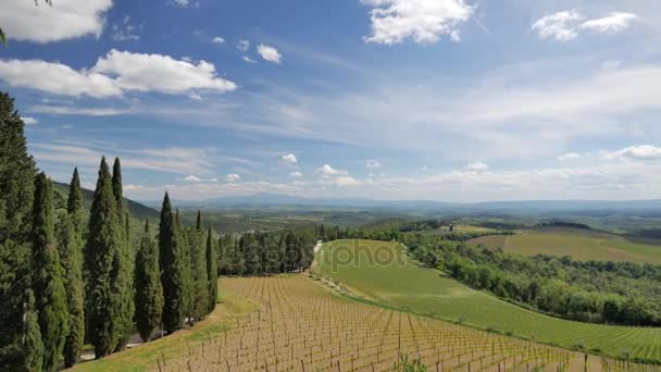 Landscapes of Tuscaony.