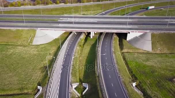 Európai speedway, felülről.