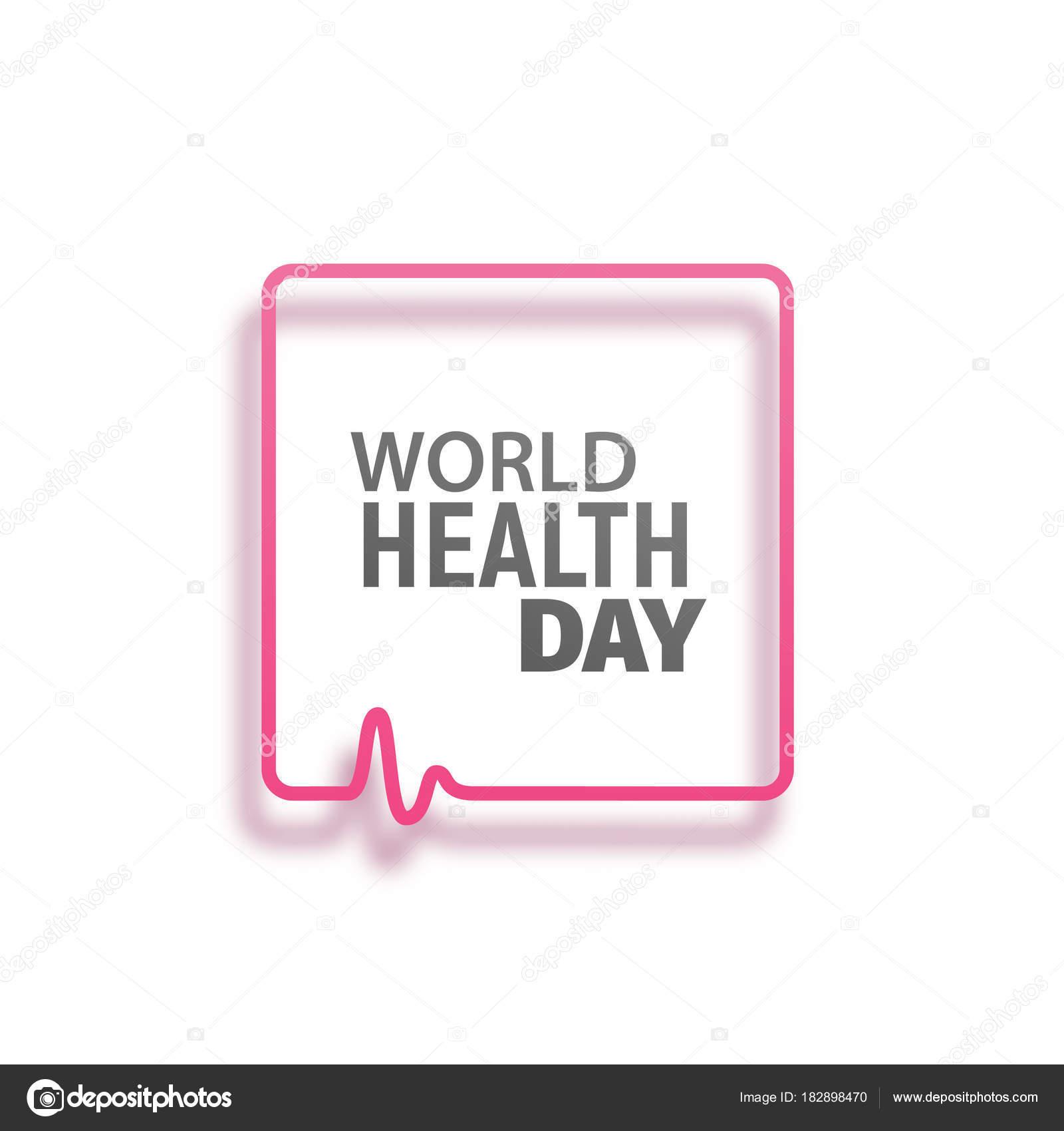 Logotipo del concepto de ilustración de vector de día mundial de la ...