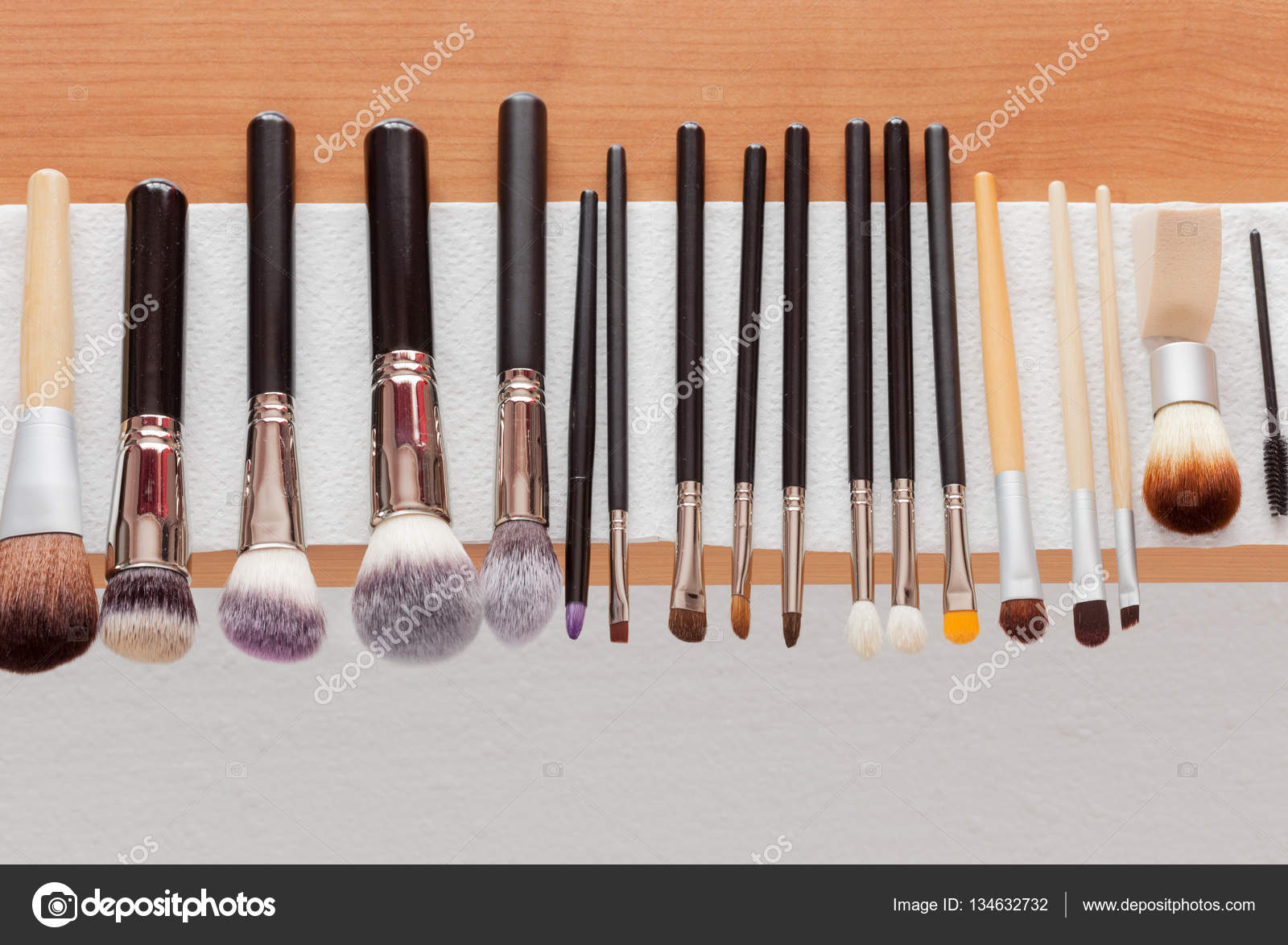 how to clean makeup brushes in microwave